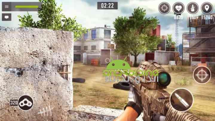 Sniper Arena PvP Army Shooter – منطقه تک تیرانداز آنلاین اندروید