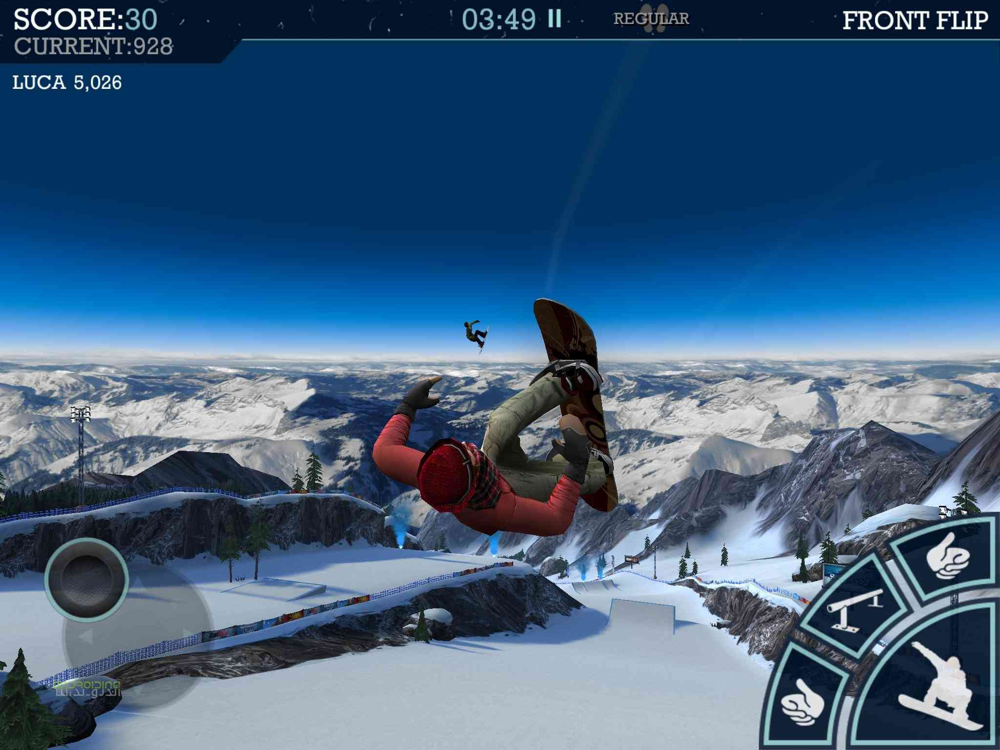Snowboard Party – جشن اسنو برد