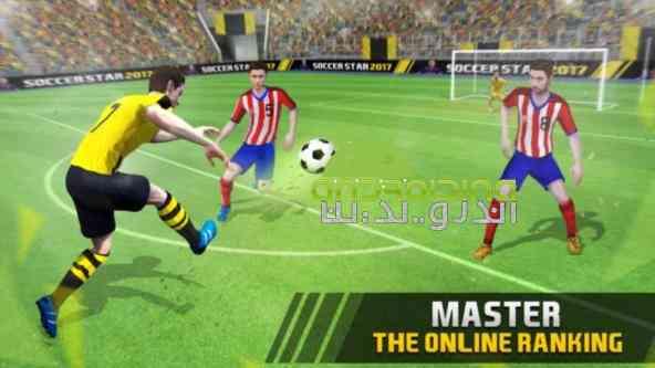 دانلود Soccer Star 2017 Top Leagues 0.5.6 بازی انلاین ستاره فوتبال 2017 3