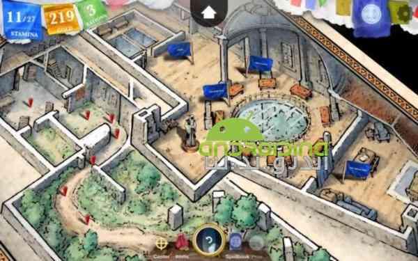 Sorcery! 4 – جادو 4 اندروید