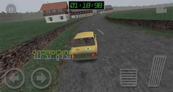 Soviet Rally – بازی رالی شوروی