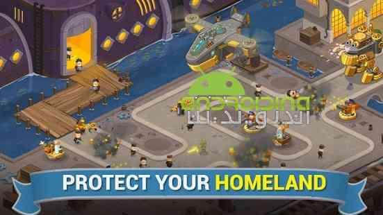 دانلود Steampunk Syndicate 1.0.5.0 بازی اتحادیه بخار بی ارزش اندروید 2