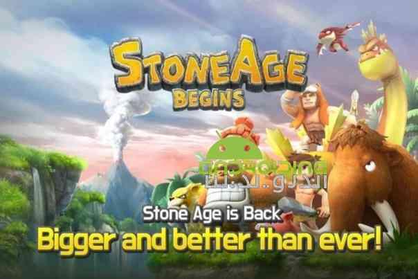 Stone Age Begins – آغاز دوران سنگی اندروید