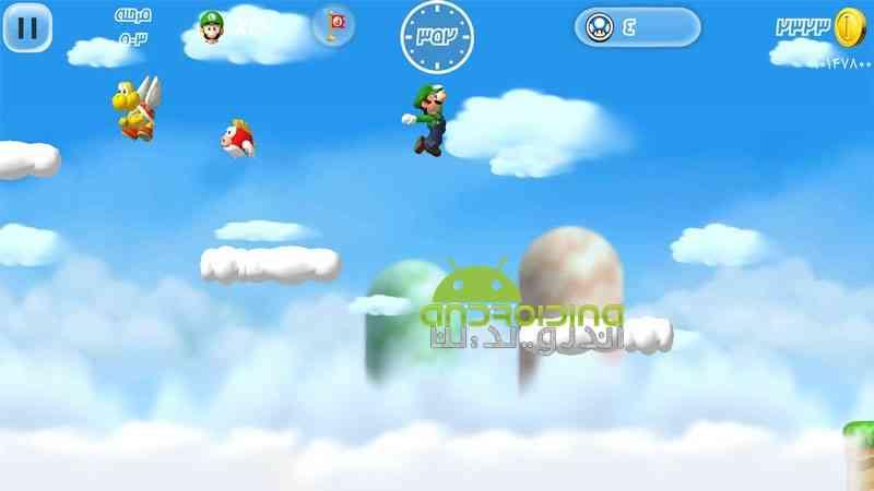Super Mario 2 HD - بازی قارچ خور 2 (ماریو) اندروید