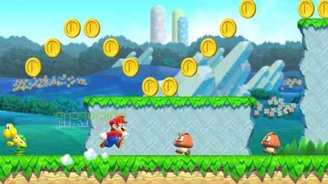 دانلود Super Mario Run 3.0.6 بازی فرار سوپر ماریو (قارچ خور اندروید) + مود 1
