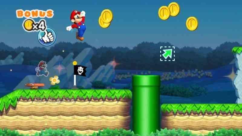 دانلود Super Mario Run 3.0.6 بازی فرار سوپر ماریو (قارچ خور اندروید) + مود 3