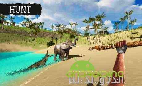 دانلود Survival Island Evolve 1.16 بازی جزیره بقا، تکامل اندروید 1