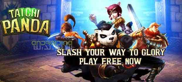 دانلود Taichi Panda 2.34 بازی انلاین پاندا کونگ فو کار اندروید 1
