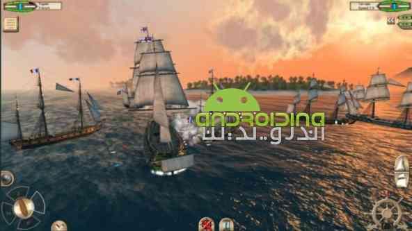 دانلود The Pirate Caribbean Hunt 8.3 بازی دزدان دریایی، شکار کارائیب اندروید 3