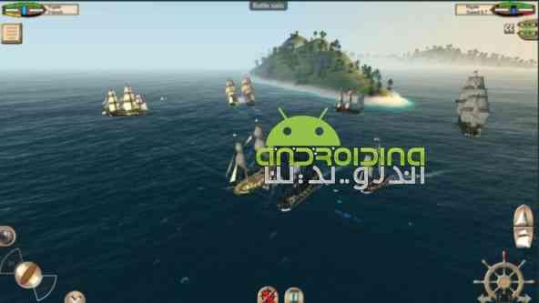 دانلود The Pirate Caribbean Hunt 8.3 بازی دزدان دریایی، شکار کارائیب اندروید 4