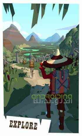 دانلود The Trail 7125 بازی ماجراجویی دنباله اندروید + دیتا 2