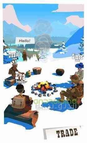 دانلود The Trail 7125 بازی ماجراجویی دنباله اندروید + دیتا 3