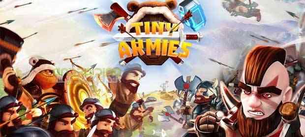 دانلود Tiny Armies Clash Arena 3.4.2 بازی انلاین ارتش های کوچک، نبرد ها 1