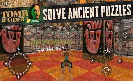 Tomb Raider I – مهاجم مقبره 1