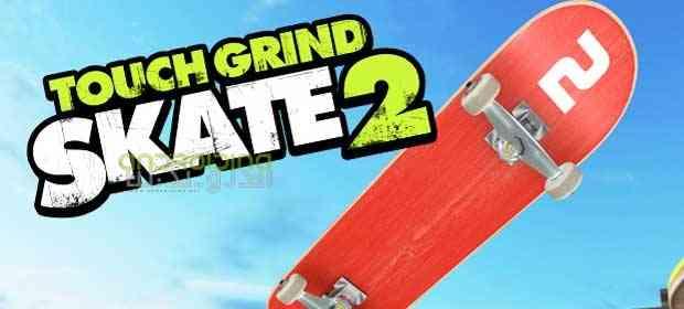 Touchgrind Skate 2 – بازی اسکیت سواری لمسی