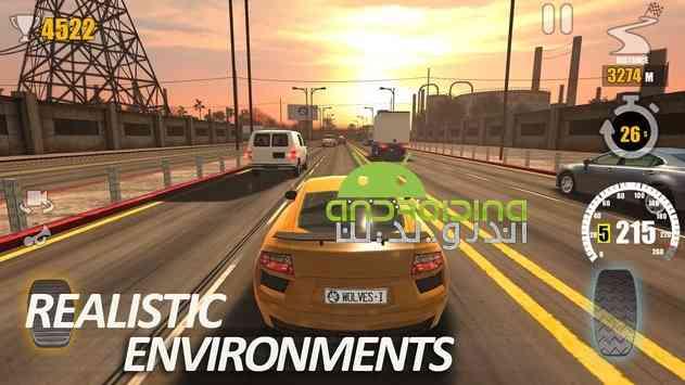 دانلود Traffic Tour 1.2.6 بازی انلاین تور ترافیکی اندروید 4