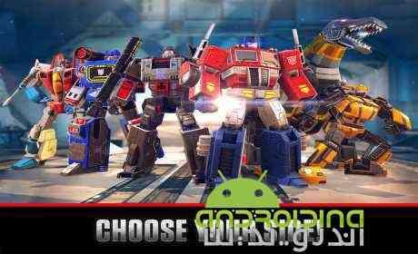 Transformers Earth Wars – تبدیل شوندگان، جنگ های زمین