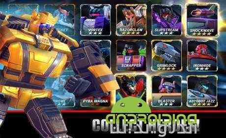 دانلود Transformers Earth Wars 1.44.0.17430 بازی تبدیل شوندگان، جنگ های زمین 2