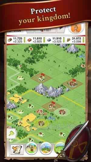 Travian: Kingdoms - پادشاهی تراوین