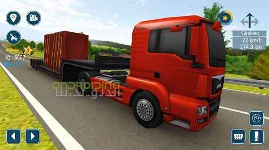 Truck Simulation 16 – شبیه ساز کامیون 16