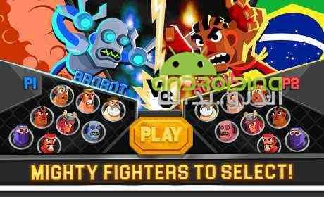 دانلود UFB 3 – Ultra Fighting Bros 1.0 بازی نبردهای نهایی اندروید 2
