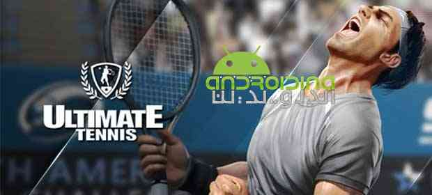 دانلود Ultimate Tennis 2.14.2541 بازی مسابقات نهایی تنیس اندروید 1