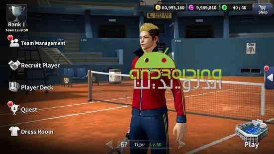 دانلود Ultimate Tennis 2.14.2541 بازی مسابقات نهایی تنیس اندروید 4