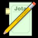 نرم افزار Jota Text Editor 0.2.25