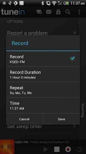 نرم افزار TuneIn Radio Pro v6.5 2