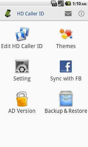 نرم افزار Full Screen Caller ID full v9.1.1 2