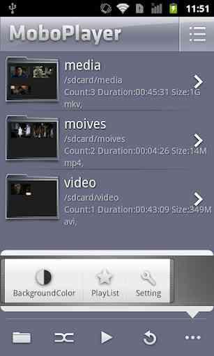 نرم افزار MoboPlayer v1.3.223