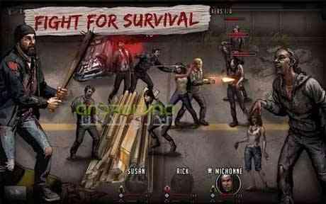 Walking Dead Road to Survival – مردگان متحرک، جاده ای به سمت نجات