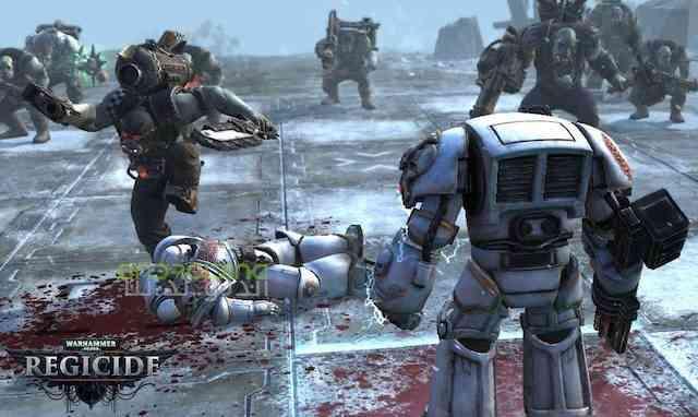 دانلود Warhammer 40,000 Regicide 2.1 بازی چهل هزار مرد جنگ، شاه کش + دیتا 1