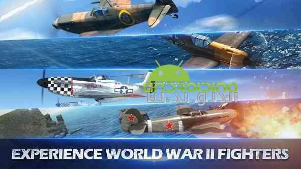 War Wings – بال های جنگ اندروید