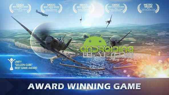 دانلود War Wings 3.0.41 بازی انلاین بال های جنگ اندروید + دیتا 2