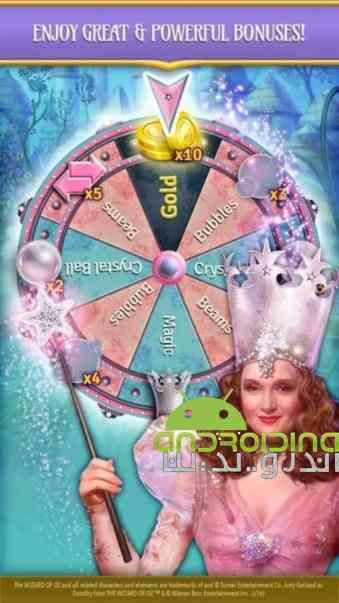 Wizard of Oz Magic Match – جادوگر اوز اندروید
