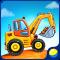 دانلود Truck games for kids v0.4.0 بازی کامیون بچه ها اندروید