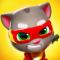 دانلود Talking Tom Hero Dash v1.0.1.321 بازی تام قهرمان اندروید