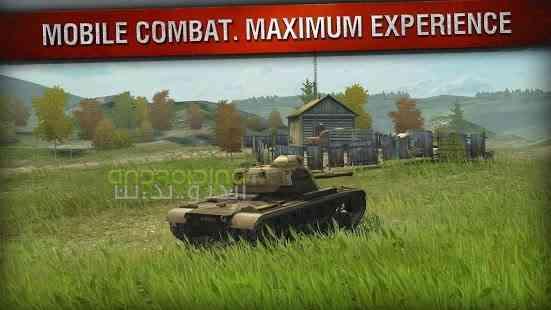 دانلود World of Tanks Blitz 4.4.0.452 بازی دنیای تانک های رعد آسا اندروید 2