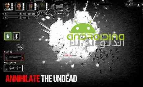 Zombie Gunship Survival – نجات از زامبی ها اندروید