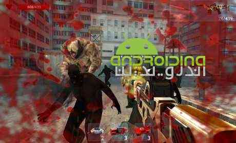 Zombie Objective – هدف زامبی اندروید