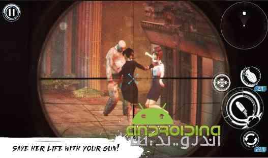 دانلود Zombie Reaper 2 1.4 بازی نابودگر زامبی ها 2 4
